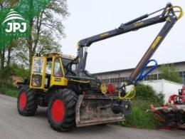 Hydraulická ruka FARMA C 7,0 a SLKT Welte