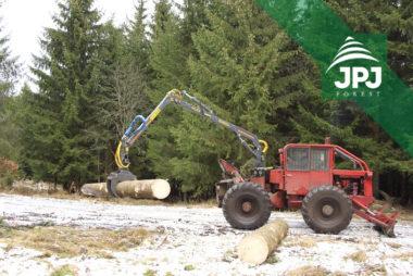 Dodání hydraulické ruky FARMA C 6,3G2 pro LKT 80