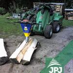 Štípací kužel na dřevo Deitmer